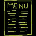 la nouvelle menu